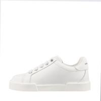 Afbeelding van Dolce & Gabbana DN0134 A3444 kindersneakers wit