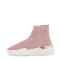 Afbeelding van Mallet MK3030PNKGLT kindersneakers licht roze