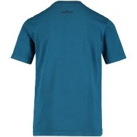 Picture of Stone Island 691621054 kids t-shirt blue