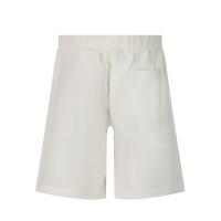 Afbeelding van Versace 1000189 baby shorts wit/goud