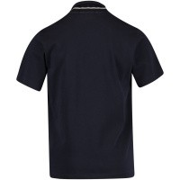 Picture of Stone Island 701620247 kids polo shirt navy