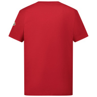 Afbeelding van Moncler 8C74220 kinder t-shirt rood