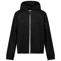 Afbeelding van Givenchy H26073 kinderjas zwart