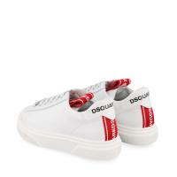 Afbeelding van Dsquared2 67076 kindersneakers wit