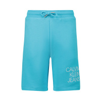 Afbeelding van Calvin Klein IB0IB00798 kinder shorts turquoise