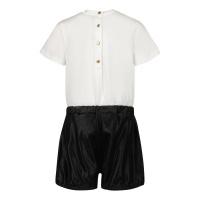 Afbeelding van Balmain 6O1849 baby jumpsuit wit