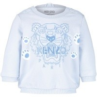 Afbeelding van Kenzo KM15503 baby trui licht blauw