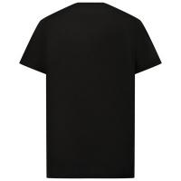 Afbeelding van Dsquared2 DQ0588 kinder t-shirt zwart