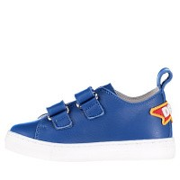 Picture of Dsquared2 59697 kids sneakers blue