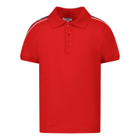 Afbeelding van Givenchy H05160 baby polo rood