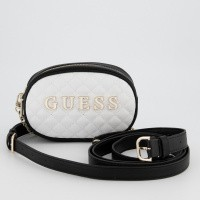 Picture of Guess HWVG7408800 womens bag white