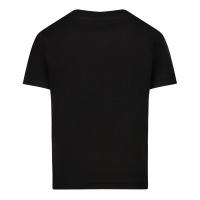 Afbeelding van Dsquared2 DQ0146 baby t-shirt zwart