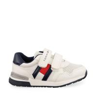 Afbeelding van Tommy Hilfiger 30723 kindersneakers wit