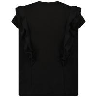 Afbeelding van Liu Jo GA1012 kinder t-shirt zwart
