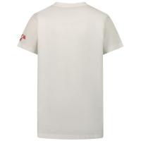 Afbeelding van in Gold We Trust WESTERN SHIRT kinder t-shirt wit