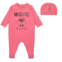 Afbeelding van Moschino MMY02T boxpakje roze