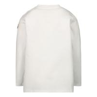 Afbeelding van Moncler 8D71420 baby t-shirt wit