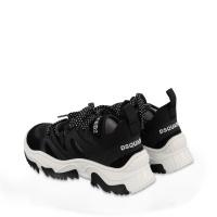 Afbeelding van Dsquared2 65166 kindersneakers zwart