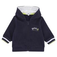 Afbeelding van Boss J95308 baby vest navy