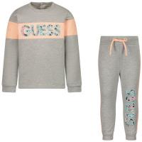 Afbeelding van Guess A1BG14 B baby joggingpak grijs