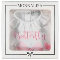 Afbeelding van MonnaLisa 353209SJ boxpakje wit