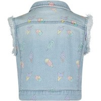 Picture of Guess A92L01 baby coat jeans