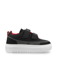 Afbeelding van Mason Garments BSS2135A kindersneakers zwart