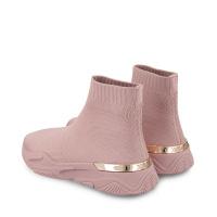 Afbeelding van Mallet KIDS SOCK RUNNERS kindersneakers licht roze