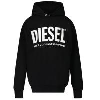 Afbeelding van Diesel J00094 kindertrui zwart