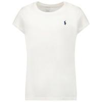 Afbeelding van Ralph Lauren 833549 kinder t-shirt wit