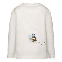 Afbeelding van Mayoral 2066 baby t-shirt off white