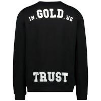 Afbeelding van In Gold We Trust THE LA SOUL heren trui zwart