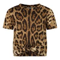 Afbeelding van Dolce & Gabbana L2JTFD FS78S baby t-shirt panter