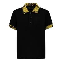 Afbeelding van Versace 1000196 1A00283 baby polo zwart