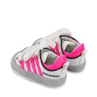 Afbeelding van Dsquared2 66953 babysneakers fluor roze