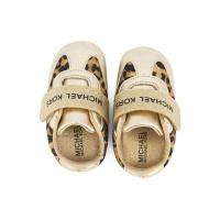 Afbeelding van Michael Kors MK1100170 babyschoenen goud