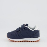 Picture of Ralph Lauren RF101684 kids sneakers navy