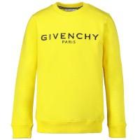 Afbeelding van Givenchy H25167 kindertrui geel