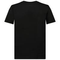 Afbeelding van Calvin Klein IB0IB00456 kinder t-shirt zwart