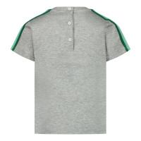 Afbeelding van Fendi BUI016 7AJ baby t-shirt grijs