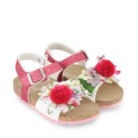 Afbeelding van MonnaLisa 8C7003 kindersandalen roze