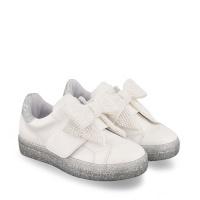 Afbeelding van MonnaLisa 8C7009 kindersneakers wit