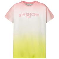 Afbeelding van Givenchy H15200 kinder t-shirt roze