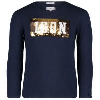 Afbeelding van Tommy Hilfiger KG0KG04080 kinder t-shirt navy