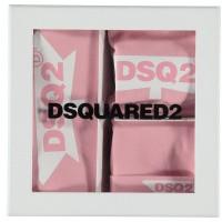 Afbeelding van Dsquared2 DQ03FL rompertje roze