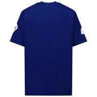 Afbeelding van Dsquared2 DQ0526 kinder t-shirt cobalt blauw