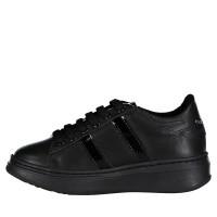 Afbeelding van John Richmond 5523STEVE kindersneakers zwart