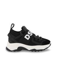 Afbeelding van Dsquared2 68556 kindersneakers zwart
