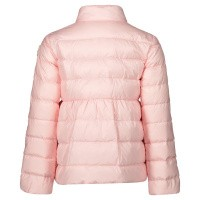 Afbeelding van Moncler 1A10710 babyjas licht roze