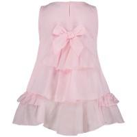 Afbeelding van MonnaLisa 393611SJ baby tuniekje licht roze